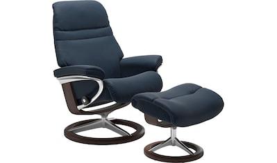 Stressless® Relaxsessel »Sunrise«, mit Signature Base, Größe M, Gestell Wenge kaufen