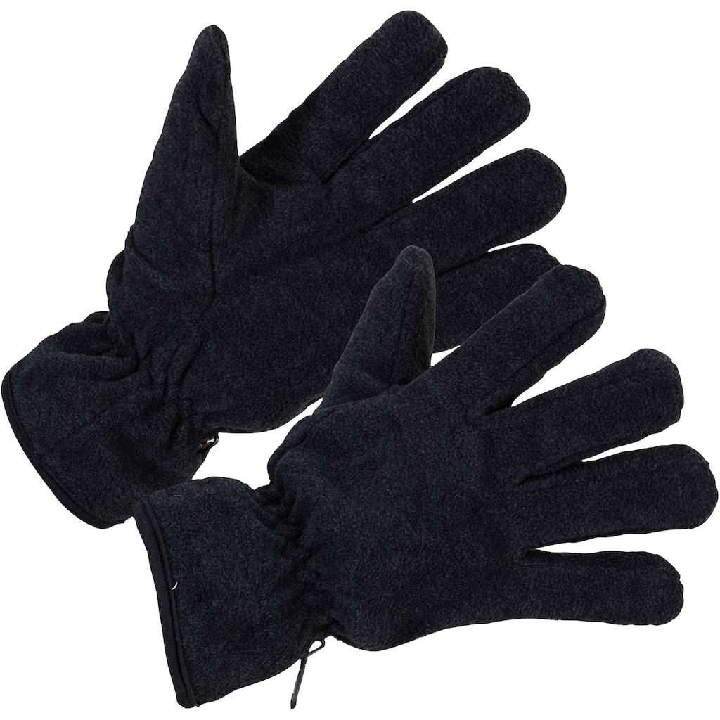 Fleecehandschuhe »0948-1000 schwarz«