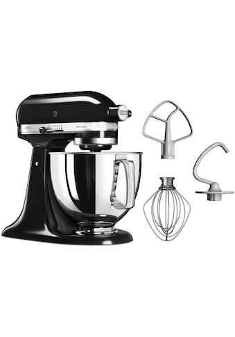 KitchenAid Küchenmaschine »Artisan 5KSM125EOB Onyx Schwarz«, 300 W, 4,8 l Schüssel kaufen