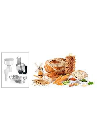 BOSCH Getreidemühlenaufsatz MUZXLVE1, Zubehör für Bosch Küchenmaschinen MUMXL/XX und MUM8 kaufen