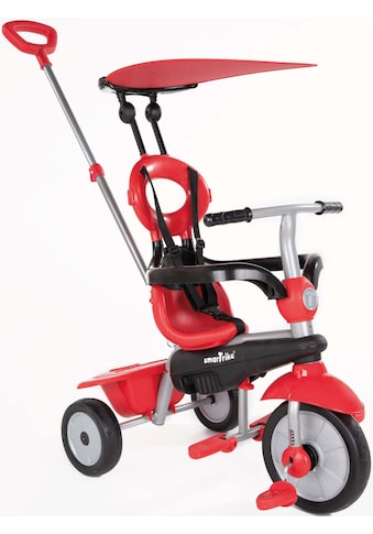 smarTrike® Dreirad »Zoom, Rot«, mit Sonnenschutzdach kaufen