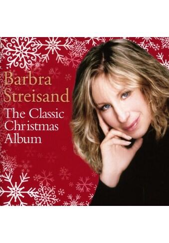 Musik-CD »The Classic Christmas Album / Streisand,Barbra« kaufen