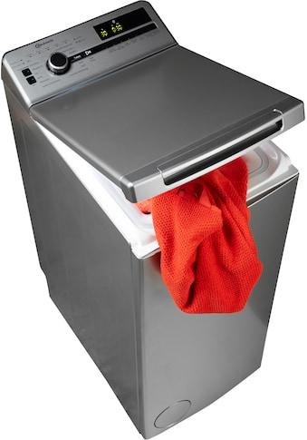 BAUKNECHT Waschmaschine Toplader WMT Silver 7 BD kaufen