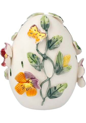Goebel Osterei »Bunte Stiefmütterchen«, aus Porzellan, Höhe ca. 8,5 cm kaufen