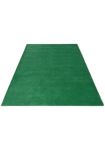 Wollteppich, »Jescha«, My HOME, rechteckig, Höhe 13 mm, handgewebt kaufen
