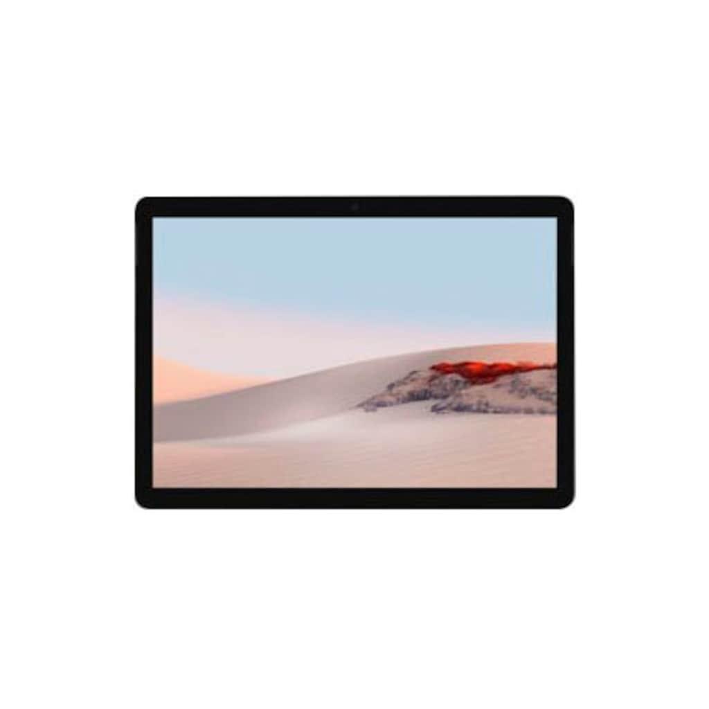 "Microsoft Notebook »Surface Go 2, 128/8GB«, (26,67 cm/10,5 "" Intel Core m3 UHD Graphics 615\r\n 128 GB SSD)"