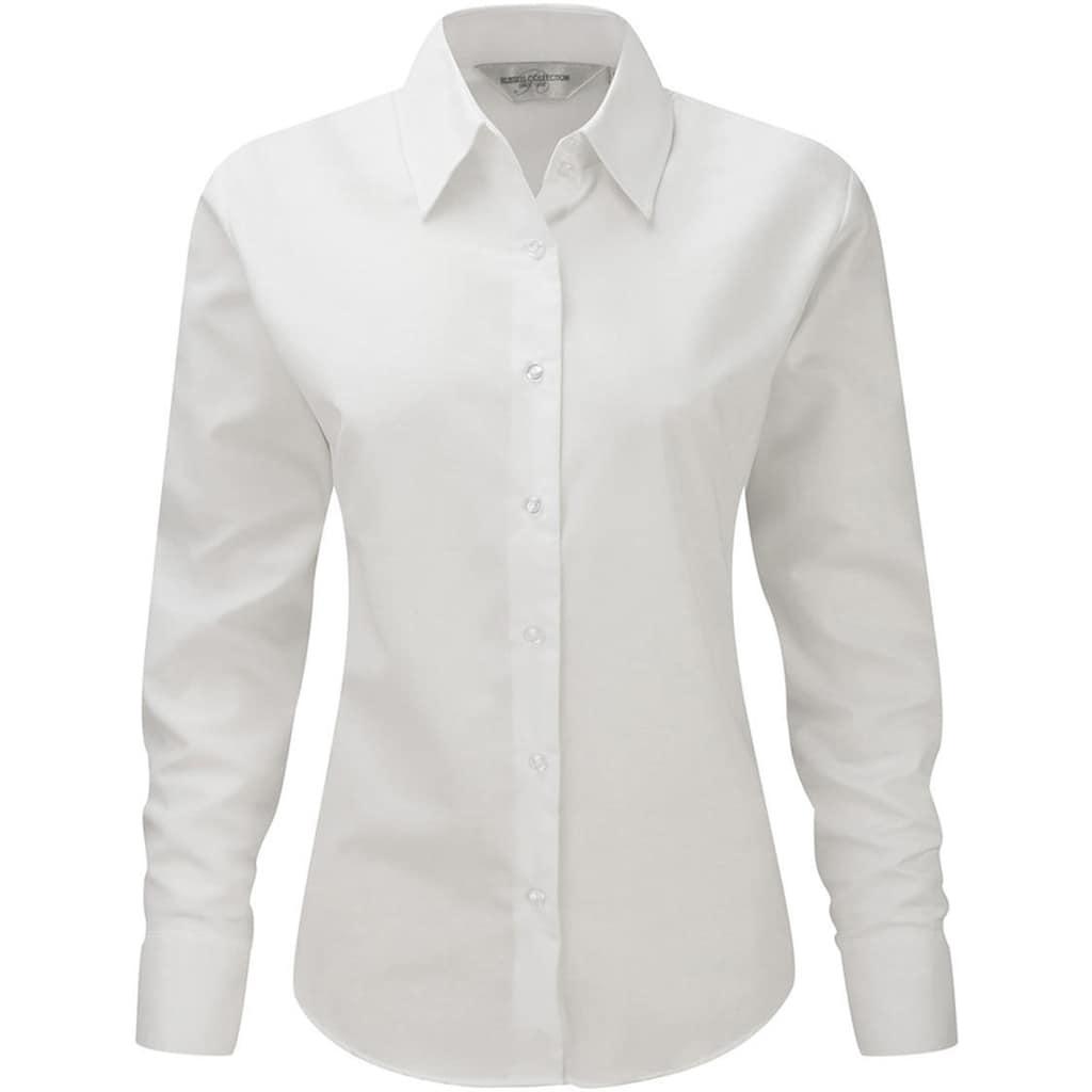 Russell Langarmhemd »Oxford Herren Hemd, langärmlig, pflegeleicht«