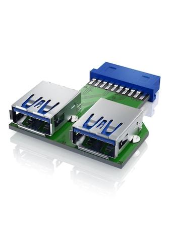 CSL 19pin zu USB 3.0 Mainboard Adapter kaufen