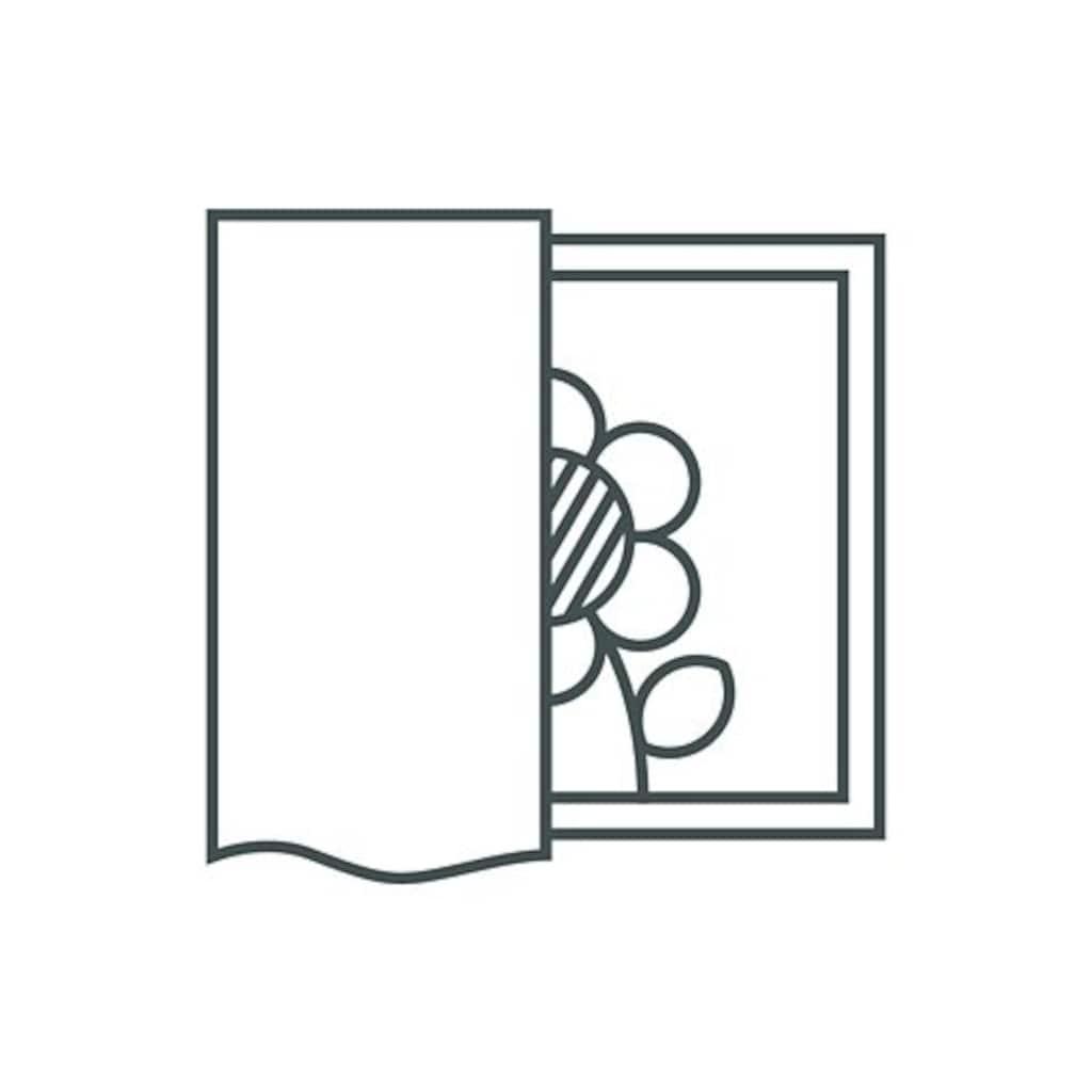 ELBERSDRUCKE Vorhang »LINO«, HxB: 255x140
