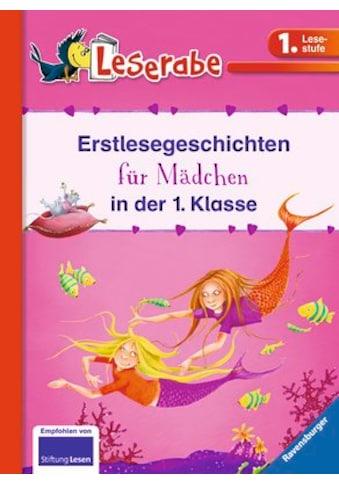 Buch »Erstlesegeschichten für Mädchen in der 1. Klasse / Katja Reider, Betina Gotzen-Beek« kaufen