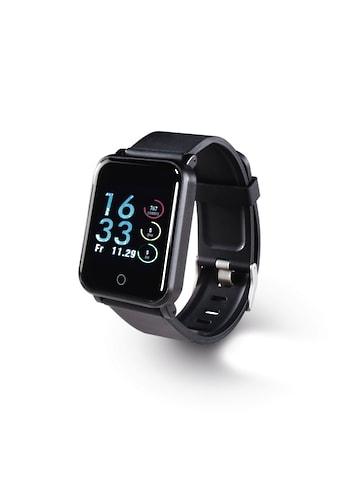 Hama Fitness Tracker, Uhr/Pulsuhr/wasserdicht/GPS/App »Fit Track 5900« kaufen