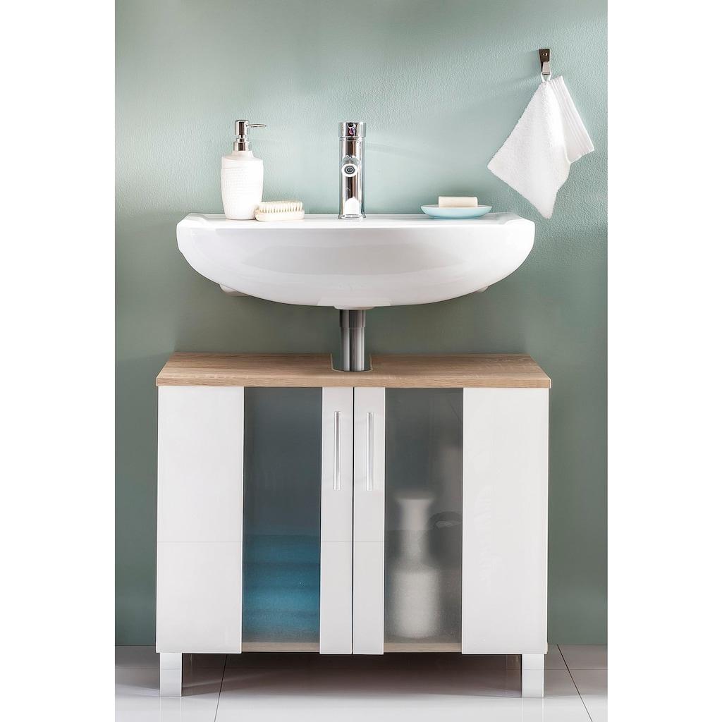 trendteam Waschbeckenunterschrank »Porto«