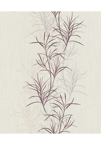 Rasch Vliestapete »#ROCKNROLLE«, gemustert-botanisch kaufen