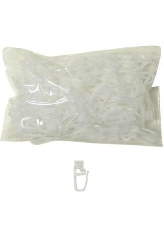 indeko Klick-Gleiter, mit Faltenleghaken kaufen