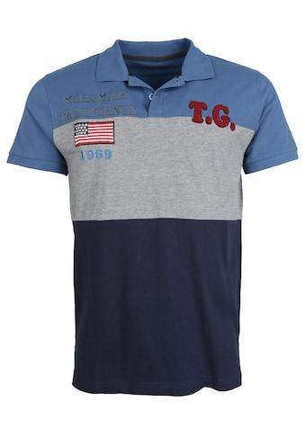 TOP GUN T-Shirt »TG20201019«, sportlicher Schnitt kaufen