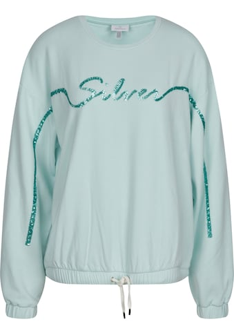 Sportalm Kitzbühel Sweatshirt, mit Pailletten kaufen