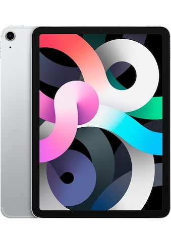 "Apple Tablet »iPad Air (2020), 10,9"", WiFi + Cellular, 8 GB RAM, 256 GB Speicherplatz« kaufen"