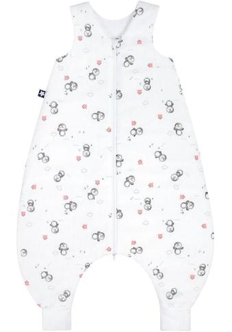 Julius Zöllner Babyschlafsack, mit Beinen Jersey Jumper Pinguin kaufen
