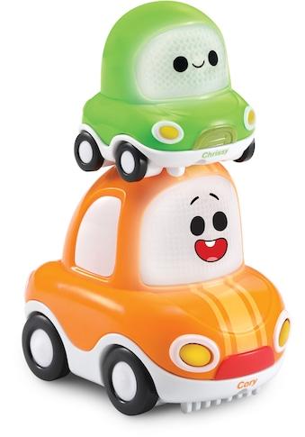 Vtech® Spielzeug-Auto »Tut Tut Cory Flitzer - Cory & Chrissy«, mit Licht und Sound kaufen