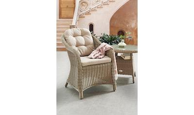 DESTINY Sessel »Key West«, Polyrattan, inkl. Auflage kaufen