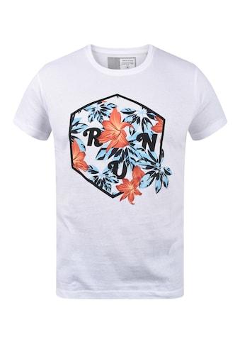 Solid Print-Shirt »21103979«, T-Shirt mit Print kaufen