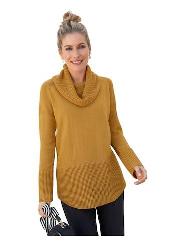 Inspirationen Wasserfallpullover »Pullover« kaufen