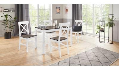 "Homexperts 4 - Fußstuhl ""Milow"" kaufen"
