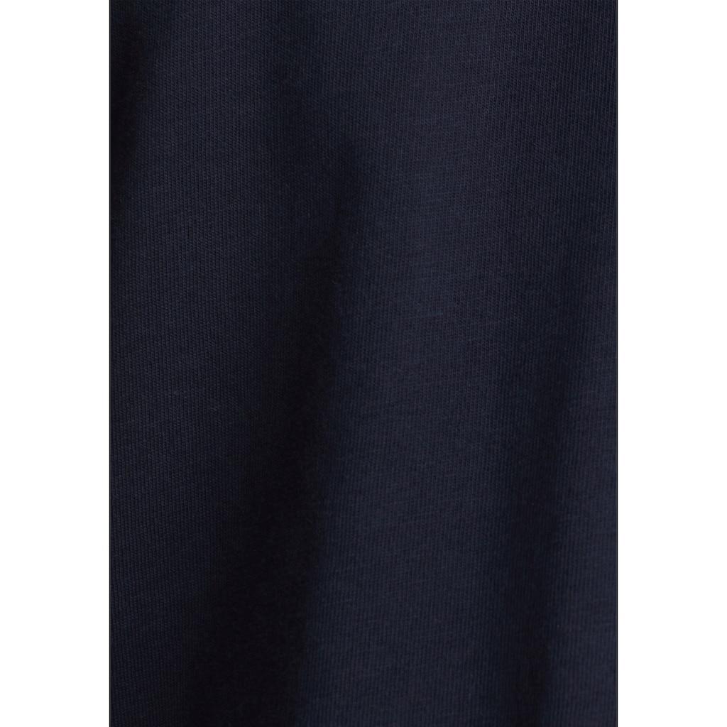 Esprit T-Shirt, mit Logofrontprint