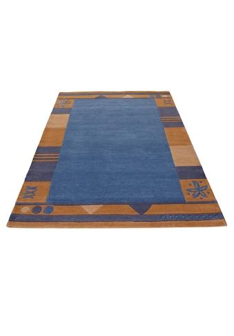 Wollteppich, »Estepona«, Theko Exklusiv, rechteckig, Höhe 13 mm, handgetuftet kaufen