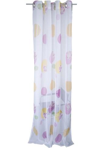 Linne Vorhang »AMELIE«, HxB: 245x140 kaufen