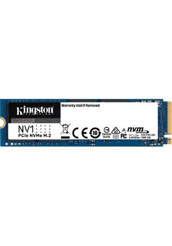 Kingston interne SSD »NV1«, NVME PCIE kaufen