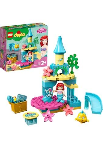 LEGO® Konstruktionsspielsteine »Arielles Unterwasserschloss (10922), LEGO® DUPLO®... kaufen