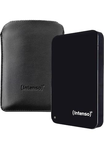 """Intenso externe HDD-Festplatte »Memory Drive«, 2,5 """", inkl. Tasche kaufen"""