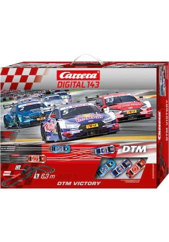 """Carrera® Autorennbahn """"Carrera® Digital 143  -  DTM Victory"""", (Streckenlänge 6,3 m) kaufen"""