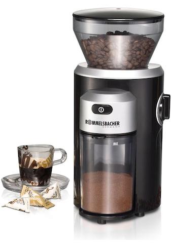Rommelsbacher Kaffeemühle »EKM 300«, 150 W, Kegelmahlwerk, 220 g Bohnenbehälter kaufen