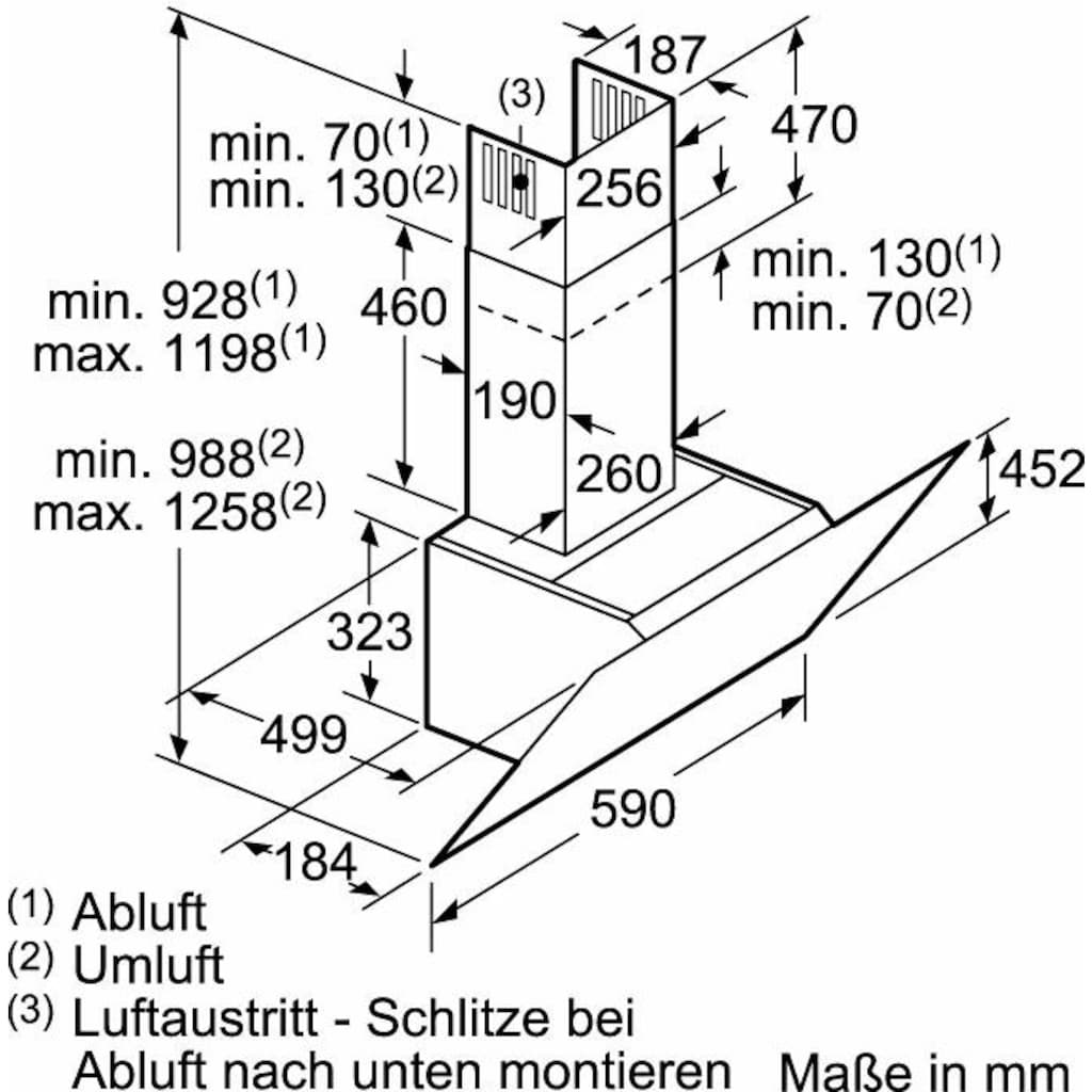 Constructa Kopffreihaube »CD686860«