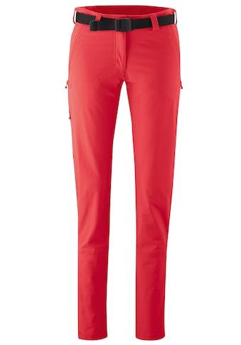 Maier Sports Funktionshose »Lana slim«, Slimfit, Trekkinghose, elastisch,... kaufen