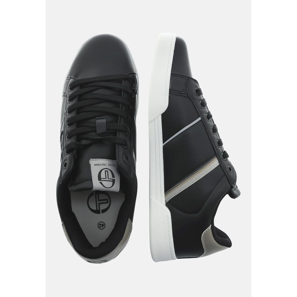 Sergio Tacchini Sneaker PARIGI CLASSIC LTX mit Streifen