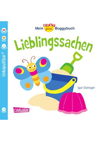 Buch »Baby Pixi (unkaputtbar) 46: Mein Baby-Pixi Buggybuch: Lieblingssachen / Igor Dolinger, Igor Dolinger« kaufen