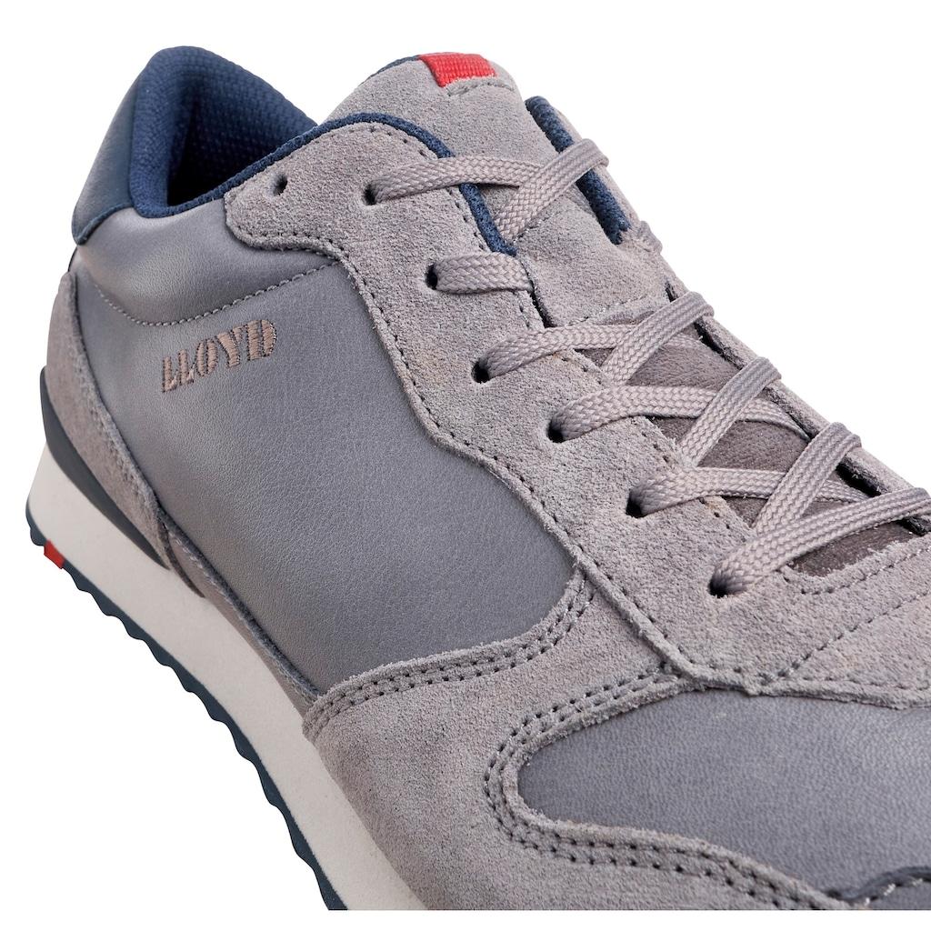 Lloyd Sneaker »Edmond«, mit herausnehmbarer Innensohle