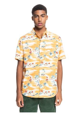 Quiksilver Kurzarmhemd »Island Hopper« kaufen