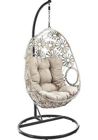 Home affaire Sessel »FLOWER« kaufen