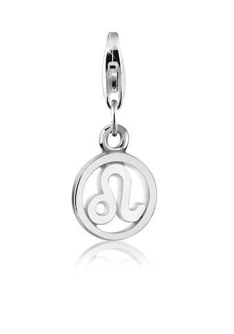 Nenalina Charm-Einhänger »Löwe Sternzeichen Anhänger Horoskop 925 Silber« kaufen