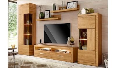 Wohnwand Hochwertig Amp Gunstig Online Kaufen Quelle At