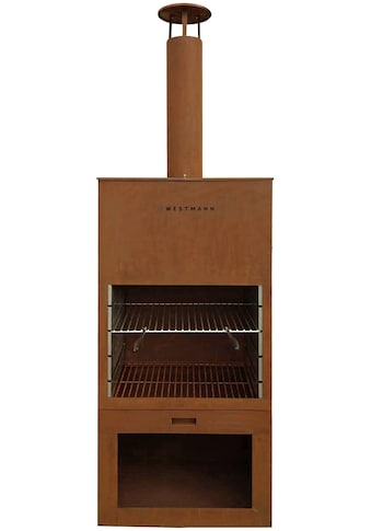 WESTMANN Grillkamin »LG610«, BxTxH: 41x70x229 cm kaufen