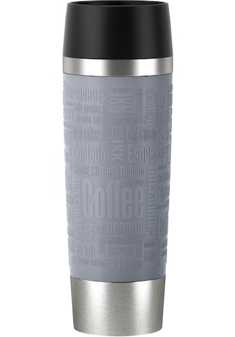 Emsa Thermobecher »Travel Mug Grande«, (1 tlg.), 100% dicht, 6h heiß, 12h kalt, 500 ml kaufen