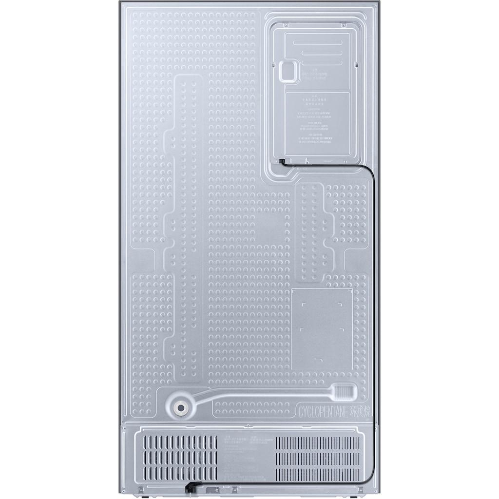 Samsung Side-by-Side, RS6JA8811S9, 178 cm hoch, 91,2 cm breit