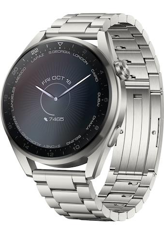Huawei Smartwatch »WATCH 3 Pro Elite Galileo-L50E«, (Harmony OS) kaufen