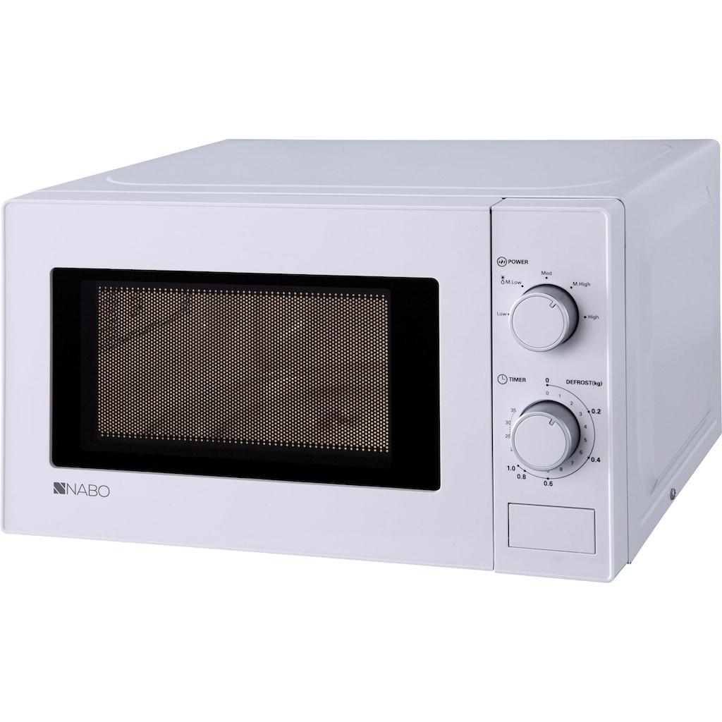 NABO Mikrowelle »MWU 2010«, 700 W
