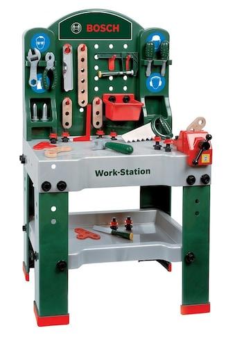 """Klein Werkbank """"BOSCH - Workstation (43tlg.)"""" kaufen"""